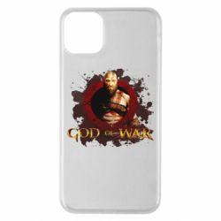 Чохол для iPhone 11 Pro Max God of War
