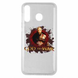Чохол для Samsung M30 God of War