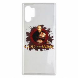 Чохол для Samsung Note 10 Plus God of War