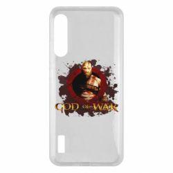 Чохол для Xiaomi Mi A3 God of War