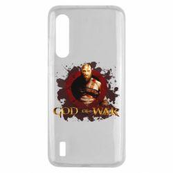 Чохол для Xiaomi Mi9 Lite God of War