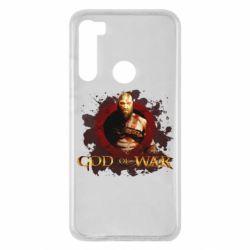Чохол для Xiaomi Redmi Note 8 God of War