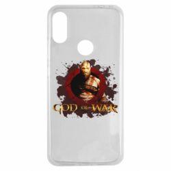 Чохол для Xiaomi Redmi Note 7 God of War