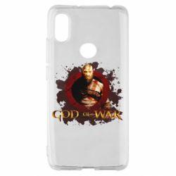 Чохол для Xiaomi Redmi S2 God of War