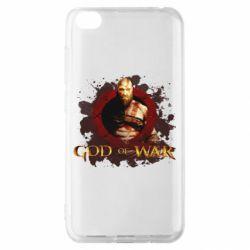 Чохол для Xiaomi Redmi Go God of War
