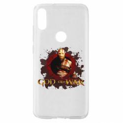 Чохол для Xiaomi Mi Play God of War