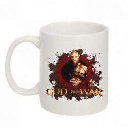 Кружка 320ml God of War