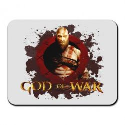 Килимок для миші God of War