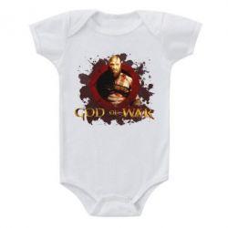 Дитячий бодік God of War