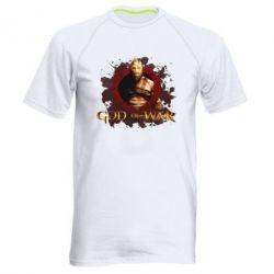 Чоловіча спортивна футболка God of War
