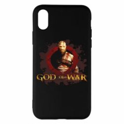 Чохол для iPhone X/Xs God of War