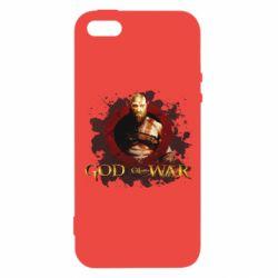 Чохол для iphone 5/5S/SE God of War
