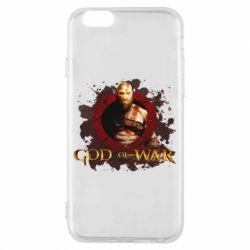 Чохол для iPhone 6/6S God of War