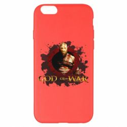 Чохол для iPhone 6 Plus/6S Plus God of War