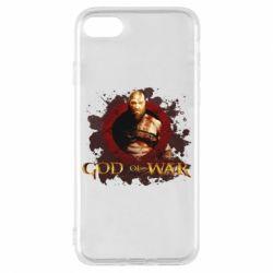 Чохол для iPhone 7 God of War