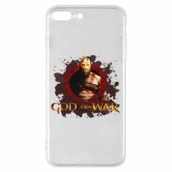Чохол для iPhone 8 Plus God of War