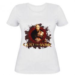Жіноча футболка God of War