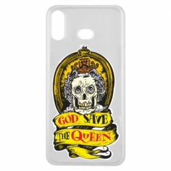 Чохол для Samsung A6s God save the queen
