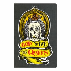 Блокнот А5 God save the queen