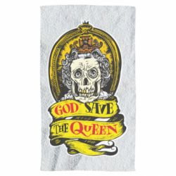 Рушник God save the queen