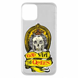Чохол для iPhone 11 God save the queen