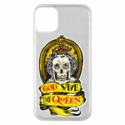 Чохол для iPhone 11 Pro God save the queen