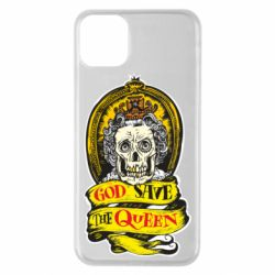Чохол для iPhone 11 Pro Max God save the queen