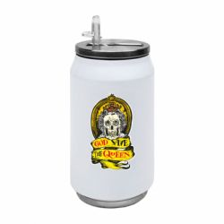 Термобанка 350ml God save the queen