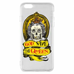 Чохол для iPhone 6 Plus/6S Plus God save the queen