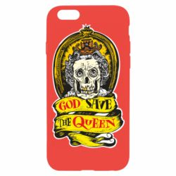 Чохол для iPhone 6/6S God save the queen