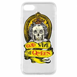 Чохол для iPhone 8 God save the queen