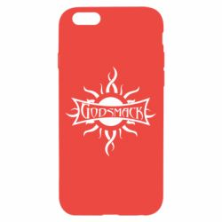 Чехол для iPhone 6/6S Godsmack - FatLine