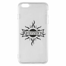 Чехол для iPhone 6 Plus/6S Plus Godsmack - FatLine