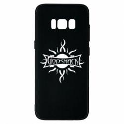 Чехол для Samsung S8 Godsmack - FatLine