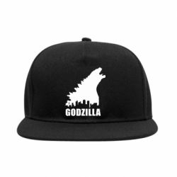 Снепбек Godzilla and city - FatLine