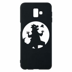 Чохол для Samsung J6 Plus 2018 Godzilla and moon