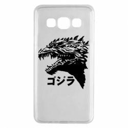 Чохол для Samsung A3 2015 Godzilla in japanese