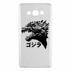 Чохол для Samsung A7 2015 Godzilla in japanese