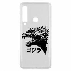 Чохол для Samsung A9 2018 Godzilla in japanese
