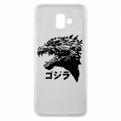Чохол для Samsung J6 Plus 2018 Godzilla in japanese