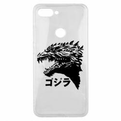 Чохол для Xiaomi Mi8 Lite Godzilla in japanese