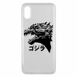 Чохол для Xiaomi Mi8 Pro Godzilla in japanese
