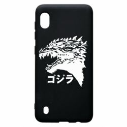 Чохол для Samsung A10 Godzilla in japanese