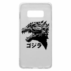 Чохол для Samsung S10e Godzilla in japanese