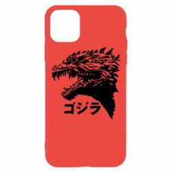 Чохол для iPhone 11 Pro Godzilla in japanese