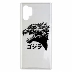 Чохол для Samsung Note 10 Plus Godzilla in japanese
