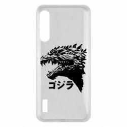 Чохол для Xiaomi Mi A3 Godzilla in japanese