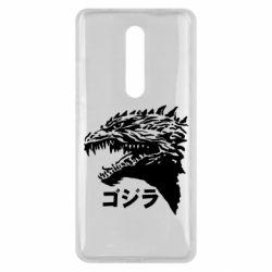 Чохол для Xiaomi Mi9T Godzilla in japanese