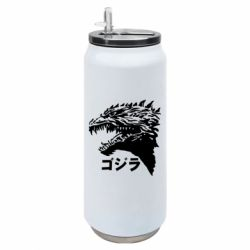 Термобанка 500ml Godzilla in japanese