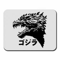 Килимок для миші Godzilla in japanese
